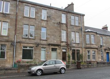 Thumbnail 1 bed flat to rent in Janefield Place, Beith, Ayrshire