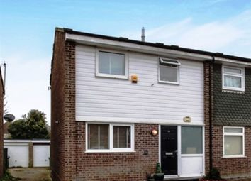 Thumbnail 3 bed terraced house for sale in Highfield Road, Tring
