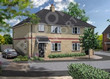 Thumbnail 3 bedroom semi-detached house for sale in Rook Tree Lane, Stotfold, Hitchin