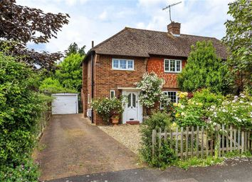 Thumbnail 3 bed semi-detached house for sale in Hurstlands, Hurst Green, Surrey