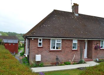 Thumbnail 2 bedroom semi-detached bungalow for sale in Burney Bit, Pamber Heath, Tadley