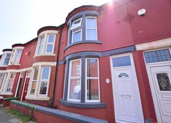 Thumbnail 2 bed terraced house to rent in Willowcroft Road, Wallasey, Wirral