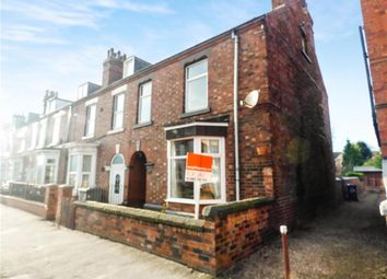 Thumbnail 4 bedroom end terrace house for sale in Brook Street, Selby
