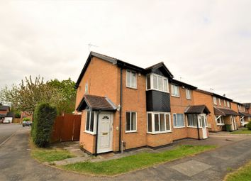 Thumbnail 3 bedroom semi-detached house to rent in Well Spring Hill, Wigston, Leicester