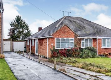 Thumbnail 2 bed semi-detached bungalow for sale in Greville Smith Avenue, Whitnash, Leamington Spa