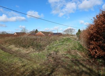 Thumbnail Land for sale in Plot 1, Land Adj To Hungate Lodge, Hungate Street, Aylsham, Norfolk