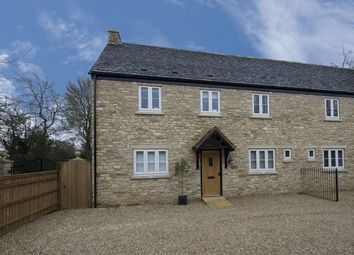 Thumbnail 3 bed cottage to rent in Witney Road, Freeland, Witney