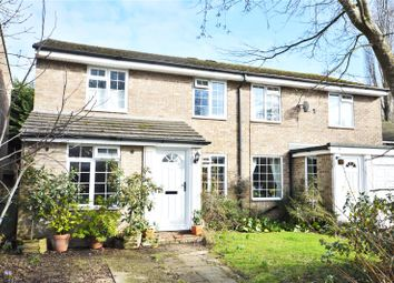 Thumbnail 3 bedroom semi-detached house to rent in Green Park Close, Winchester, Hampshire