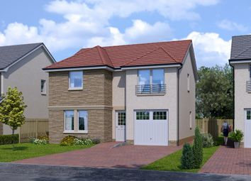 Thumbnail 4 bed detached house for sale in Dinton House Type, Ballochney Brae, Plains., Plains