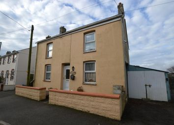 Thumbnail 3 bed detached house for sale in Fraddon, St. Columb, Cornwall