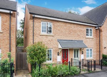 Thumbnail 2 bedroom end terrace house for sale in Four Seasons Close, Dunholme