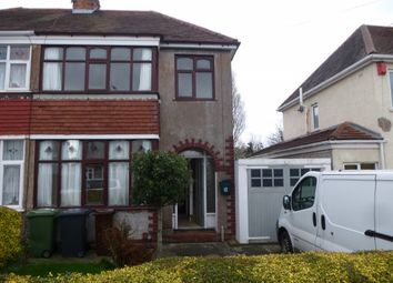 3 bed semi-detached house to rent in Chester Avenue, Wolverhampton WV6