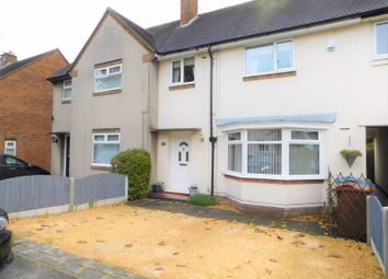 Thumbnail 3 bed terraced house for sale in St. Peters Gardens, Stafford