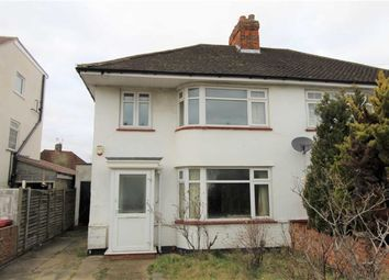 Thumbnail 3 bed semi-detached house for sale in Westgate Crescent, Slough, Berkshire