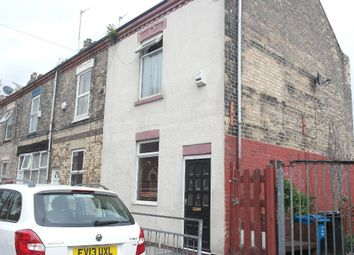 Thumbnail 2 bedroom end terrace house for sale in Division Road, Hull