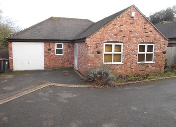 Thumbnail 3 bed detached bungalow to rent in Hollands Mead, Atherstone