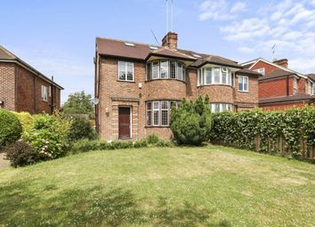 Thumbnail 4 bed semi-detached house to rent in Walmington Fold, Woodside Park, London