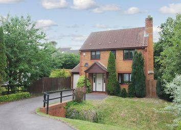 Thumbnail 3 bed detached house for sale in Mallow Road, Hedge End, Southampton