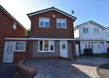 Thumbnail 3 bed detached house for sale in 12 Auster Close, Apley, Telford