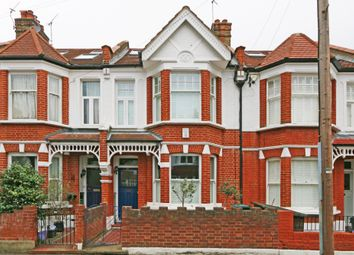 Thumbnail 3 bed terraced house for sale in Stuart Road, London