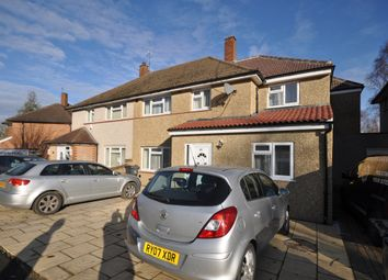 Thumbnail 1 bed semi-detached house to rent in Homestead Way, New Addington, Croydon