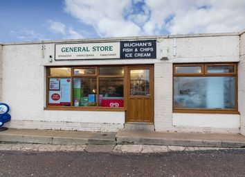 Thumbnail Retail premises for sale in Mid Street, St. Combs, Aberdeenshire