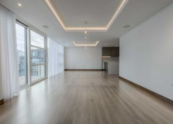 Thumbnail 3 bed flat to rent in Quarter House, Battersea Reach, Wandsworth, London