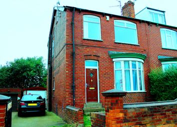 Thumbnail 3 bed semi-detached house for sale in Cranworth Road, Eastwood, Rotherham