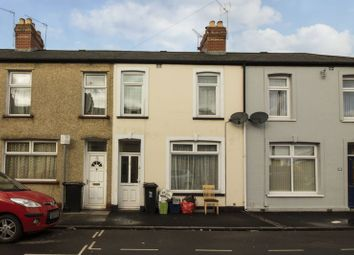 Thumbnail 3 bed terraced house for sale in Albany Street, Newport