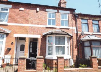 Thumbnail 3 bed terraced house for sale in St. Barnabas Street, Wellingborough