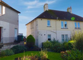Thumbnail 2 bed flat for sale in Leven Road, Kennoway, Leven, Fife