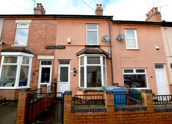 2 bed terraced house to rent in Bowling Street, Mansfield NG18