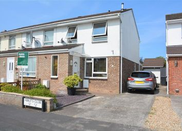 Thumbnail 3 bed property for sale in Abbots Close, Worle, Weston-Super-Mare