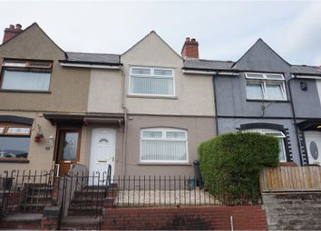 Thumbnail 3 bed terraced house for sale in Grove Terrace, Aberdare