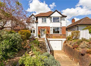 Thumbnail 4 bed detached house for sale in Noverton Lane, Prestbury, Cheltenham, Gloucestershire