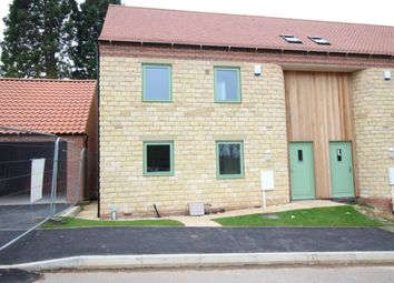Thumbnail 3 bedroom semi-detached house for sale in Old Gateford Road, Gateford, Worksop