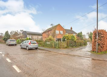 Thumbnail 3 bed semi-detached house for sale in Low Close, Weston Underwood, Ashbourne