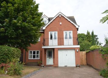 Thumbnail 5 bed detached house to rent in Kirkstead Close, Oakwood, Derby