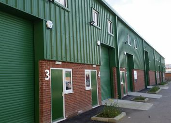 Thumbnail Light industrial to let in Fusion Business Park - Small Units, Lidice Road, Goole