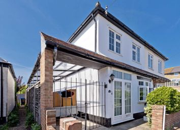 Thumbnail 3 bedroom semi-detached house for sale in Winters Road, Thames Ditton