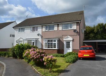 Thumbnail 3 bed semi-detached house for sale in Eastlands Park, Bishopston, Swansea