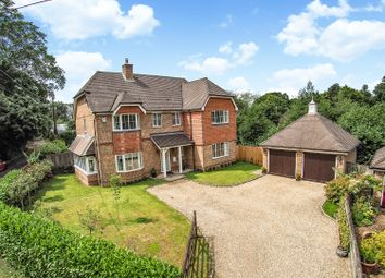5 bed detached house for sale in Plantation Road, Hill Brow, Liss GU33