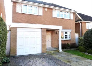 Thumbnail 4 bed detached house to rent in Clare Close, Elstree, Borehamwood