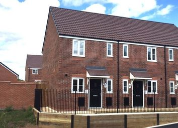 Thumbnail 2 bed terraced house to rent in Woodlands View, Leegomery, Telford
