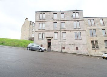 Thumbnail 1 bed flat for sale in 14, Murdieston Street, Greenock PA154Du