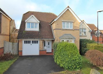 Thumbnail 4 bed detached house for sale in Burdock Close, Killinghall, Harrogate