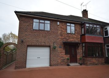 Thumbnail 4 bed semi-detached house for sale in Cockhill Field Lane, Braithwell, Rotherham
