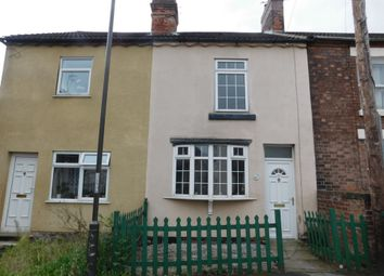 Thumbnail 2 bed terraced house for sale in Chapel Street, Castle Gresley