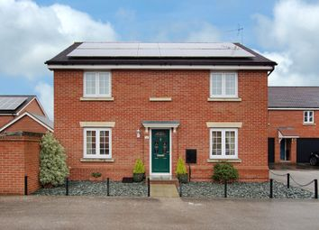 Thumbnail 4 bed detached house for sale in Holbeach Drive Kingsway, Quedgeley, Gloucester