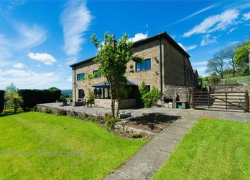 Thumbnail 5 bed detached house for sale in Greenwoods Lane, Harwood, Bolton, Lancashire